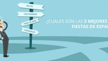 Las 5 mejores fiestas de España