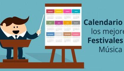 calendario eventos festivales musica