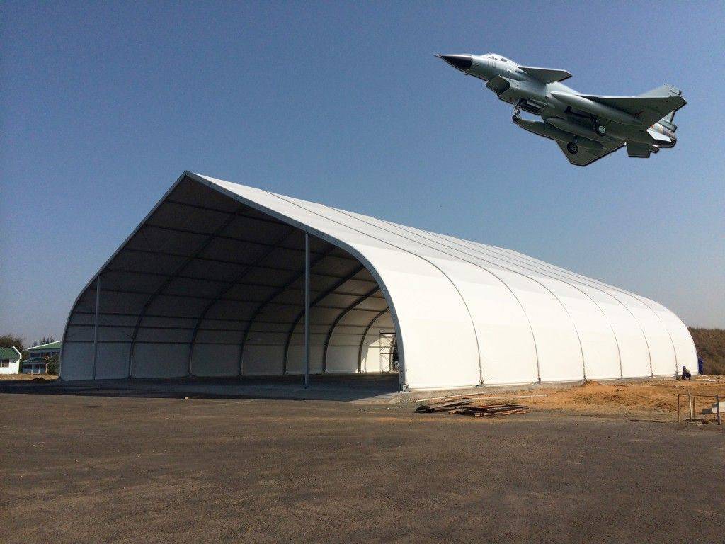 carpa tfs para hangar