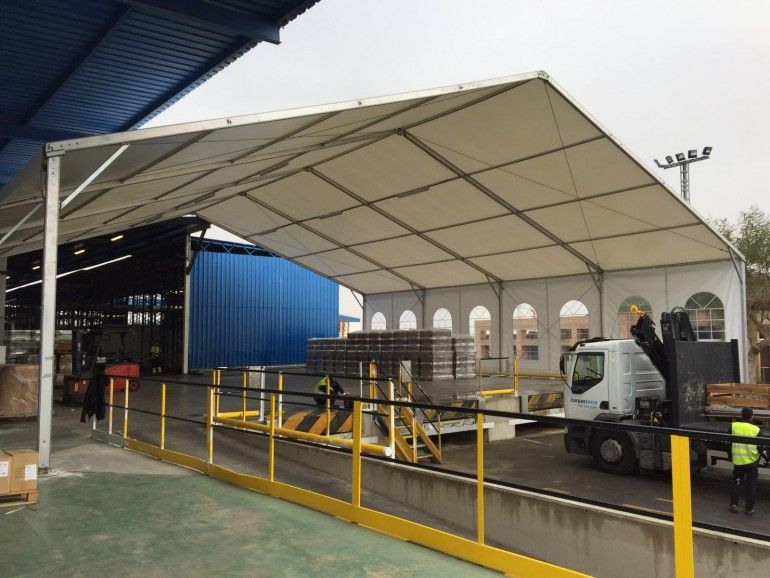 carpa industrial