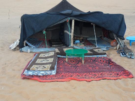 jaima del desierto